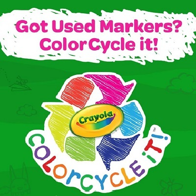 Crayola® ColorCycle Collection